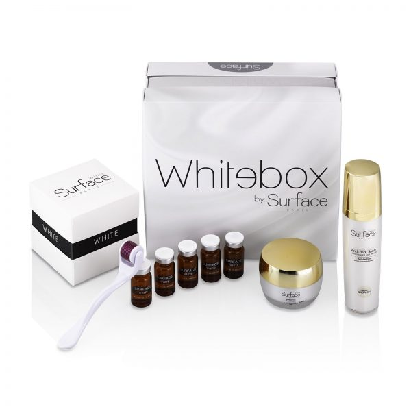 Buy Surface Whitebox - 1 box 3 items (White+Cream+Serum) online